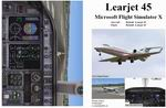 FSX                   Manual/Checklist Default Learjet 45