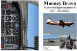 FSX                   Manual/Checklist Default Mooney Bravo