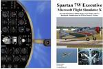 FSX                   Manual/Checklist Spartan 7W Executive