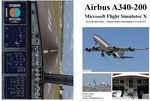 FSX Manual/Checklist -- Airbus A340-200.