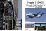 FSX Manual/Checklist -- Beech B1900D.