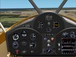 FS2004/FS2002                   Fairchild 24R Panel.