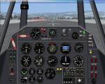 Fouga Magister CM 170 2D Panel
