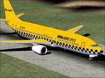 FS2002                   Hapag-Lloyd Express Boeing 737-400 Textures only