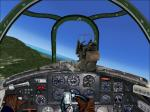 FS2004 Panel for Heinkel He 112