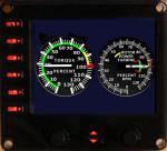 Helo engine FIP Gauge