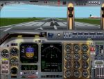 FS2002                   Hawker Siddeley Trident 2E INTER Mozambique
