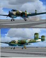 Dinfia IA-35 Huanquero X Package