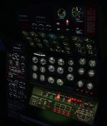 FSX/FS2004 Lockheed Super Constellation VC textures improvement