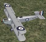 FS2004                   Fairey III D. MkII. A FAA