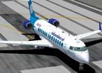 FS2004                   Independence Air CRJ-200