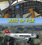 Junkers JU52 IWC HB-HOS Package