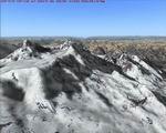 FS2004                   Himalayan Peaks LOD10 Mesh - Kashmir