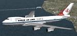 FS98/FS2000                   Korean Air Lines 747-2B5B