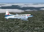 FSX/FS2004 Convair 340 Lake Central textures