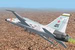 FS2002                   USAF Northrop F-5E Tiger II