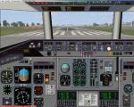 Mc Donnell Douglas MD83 2D panel