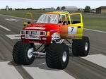 FS2004                   Roberts Racing Monster Truck
