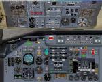 Dassault Mercure 2D panel