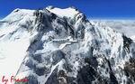 Nanga Parbat, Karakoram Range, Detailed Mountain Scenery