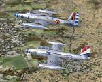 FSX F-84 Thunderjet Collection