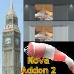NOVA                         Clocks and events V1.2 program for FS2000 and CFS2