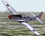 CFS/FS2000                   North American P-51D Mustang