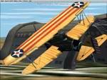 CFS2             Aircraft Curtiss P6-E Hawk