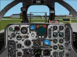 FS2004/2002 F-101 Voodoo Photorealistic Panel
