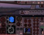 FSX Airbus A300 & A310 2d Panel