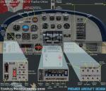DHC-3 Turbo Otter Floatplane Package