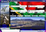 South African Theme Splashscreen