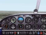 Panel                   Generic For FS2000 Aircraft: PA28 Piper Archer or Similar