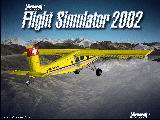 Eight                     Splash Screens for FS2002 that show swiss Pilatus Porter