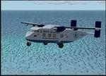 FS2004                     Shorts Skyvan H&D Aviation G-HDAK Textures only