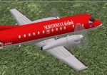 FS2000                   Saab 340B in Northwest Airlink colors