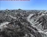 FS2004                   Himalayan Peaks LOD10 Mesh