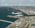 FS2004                   San Diego Naval Station.