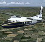 Fokker F27 Schreiner AirwaysTextures and FSX model only