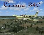 FSX                    Cessna 340A