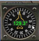 UPDATE for Magnetic Compass Gauge