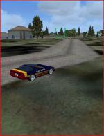Daytona Beach Race car mission