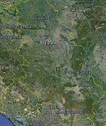 FSX Serbia & Montenegro Airfield Locator