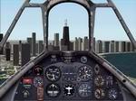 FS2000                   Modern Spitfire Panel Version