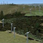 Te Rere Hau Wind Farm, New Zealand