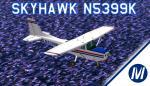 Cessna 172SP (N5399K) Textures