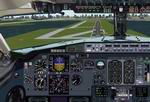 FS2000                   Boeing 737 Three Panel Package.