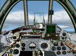 FS2002/FS2004                   English Electric Lightning Panel.