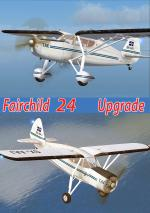 "FSXA Fairchild 24R/W/WB ""TAE"" Upgraded Package"