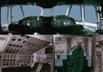 COCKPIT                   TEXTURES for Vickers Super VC10 BOAC